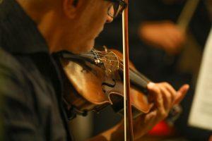 Damiano al violino